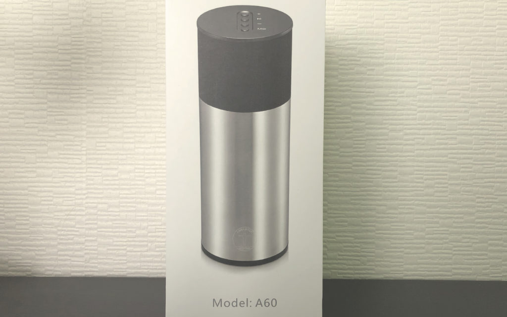 Bluetoothスピーカー Abramtek A60_1
